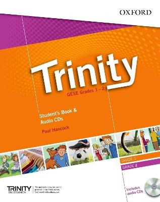 Trinity Graded Examinations in Spoken English (GESE): Grades 1-2: Student's Pack with Audio CD - pr_274436