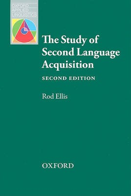 The Study of Second Language Acquisition -