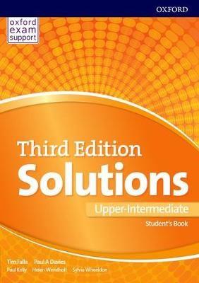Solutions: Upper Intermediate: Student's Book -