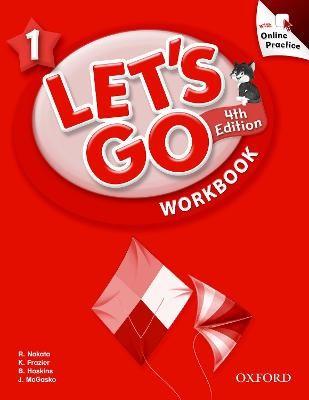 Let's Go: 1: Workbook with Online Practice Pack -
