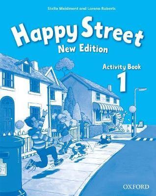 Happy Street: 1: Activity Book -