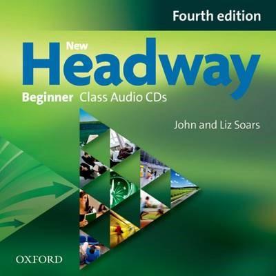 New Headway: Beginner A1: Class Audio CDs -