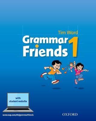 Grammar Friends: 1: Student Book - pr_76172