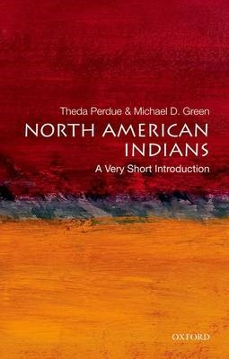 North American Indians: A Very Short Introduction -