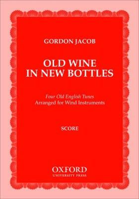 Old Wine in New Bottles -