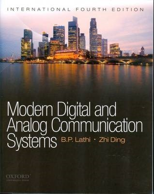 Modern Digital and Analog Communications Systems - pr_304456