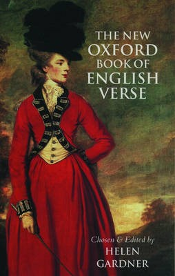 The New Oxford Book of English Verse, 1250-1950 -