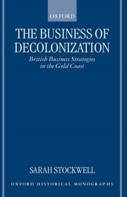 The Business of Decolonization -