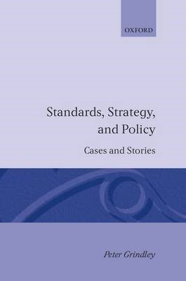 Standards, Strategy, and Policy - pr_274634