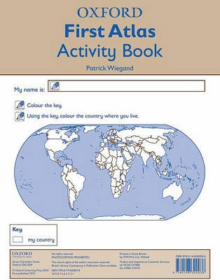 Oxford First Atlas Activity Book - pr_274266