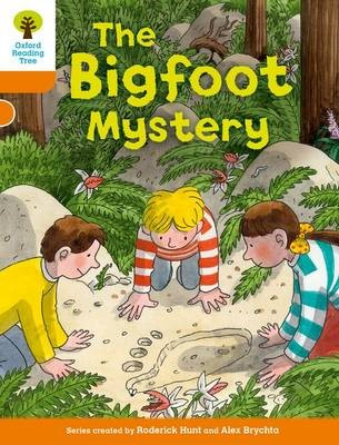 Oxford Reading Tree Biff, Chip and Kipper Stories Decode and Develop: Level 6: The Bigfoot Mystery -