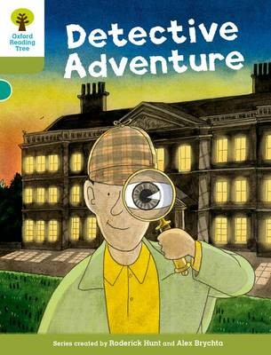 Oxford Reading Tree Biff, Chip and Kipper Stories Decode and Develop: Level 7: The Detective Adventure - pr_275222