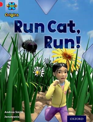 Project X Origins: Red Book Band, Oxford Level 2: Big and Small: Run Cat, Run! -