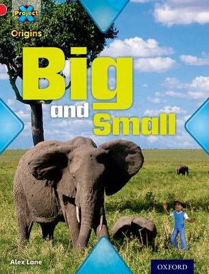Project X Origins: Red Book Band, Oxford Level 2: Big and Small: Big and Small -