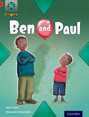 Project X Origins: Red Book Band, Oxford Level  2: Big and Small: Ben and Paul -