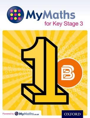 MyMaths for Key Stage 3: Student Book 1B - pr_304778