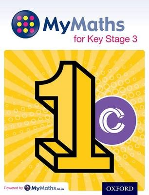 MyMaths for Key Stage 3: Student Book 1C - pr_275015