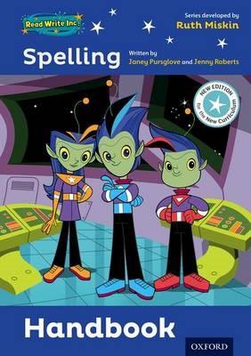 Read Write Inc. Spelling: Teaching Handbook -