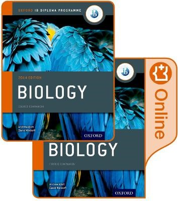 Oxford IB Diploma Programme: IB Biology Print and Enhanced Online Course Book Pack -