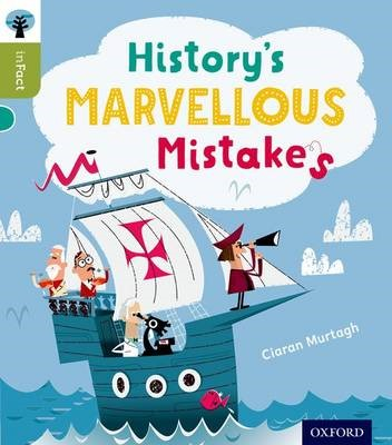 Oxford Reading Tree inFact: Level 7: History's Marvellous Mistakes - pr_275098