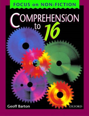 Comprehension to 16: Student's Book -
