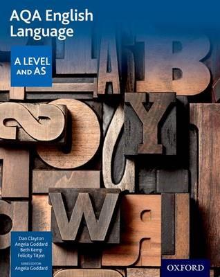 AQA English Language: A Level and AS -