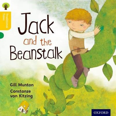 Oxford Reading Tree Traditional Tales: Level 5: Jack and the Beanstalk - pr_304518