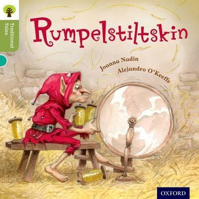 Oxford Reading Tree Traditional Tales: Level 7: Rumpelstiltskin -