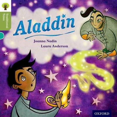 Oxford Reading Tree Traditional Tales: Level 7: Aladdin -