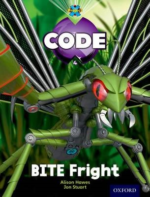 Project X Code: Bugtastic Bite Fright -