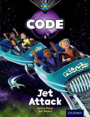 Project X Code: Galactic Jet Attack -