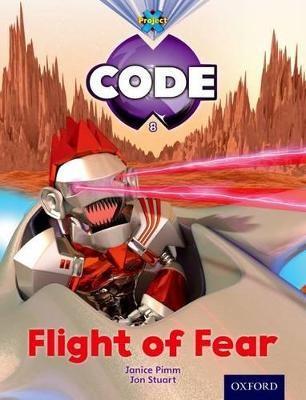 Project X Code: Galactic Flight of Fear -