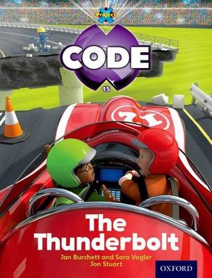 Project X Code: Wild the Thunderbolt -