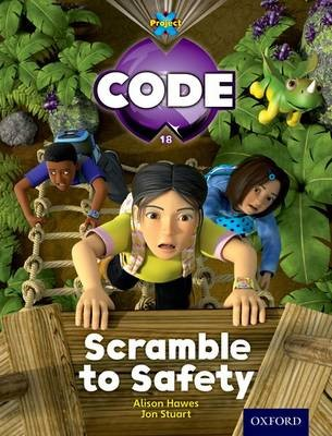 Project X Code: Jungle Scramble to Safety -
