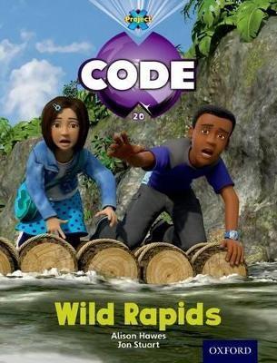 Project X Code: Jungle Wild Rapids -