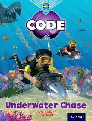 Project X Code: Shark Underwater Chase -