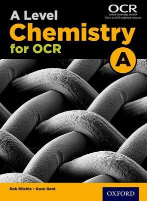 A Level Chemistry for OCR A Student Book -