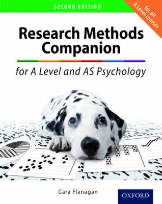 The Research Methods Companion for A Level Psychology -