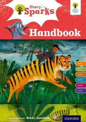 Oxford Reading Tree Story Sparks: Oxford Levels 6-11: Handbook - pr_304862
