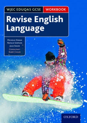 WJEC Eduqas GCSE English Language: Revision workbook -