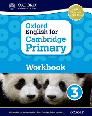 Oxford English for Cambridge Primary Workbook 3 -