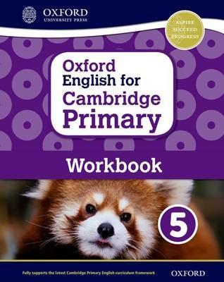 Oxford English for Cambridge Primary Workbook 5 -