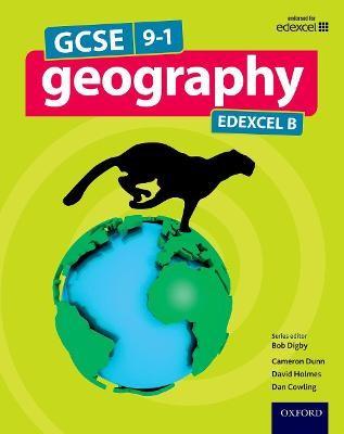 GCSE Geography Edexcel B Student Book - pr_304662