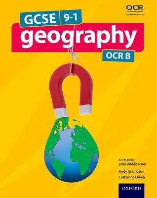GCSE Geography OCR B Student Book - pr_274609