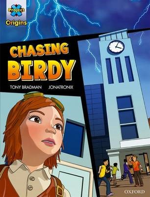 Project X Origins Graphic Texts: Grey Book Band, Oxford Level 14: Chasing Birdy - pr_85597