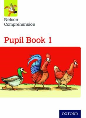Nelson Comprehension: Year 1/Primary 2: Pupil Book 1 - pr_304604
