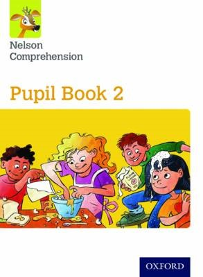 Nelson Comprehension: Year 2/Primary 3: Pupil Book 2 - pr_274035