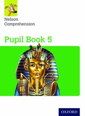 Nelson Comprehension: Year 5/Primary 6: Pupil Book 5 - pr_274327