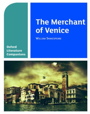 Oxford Literature Companions: The Merchant of Venice - pr_75797