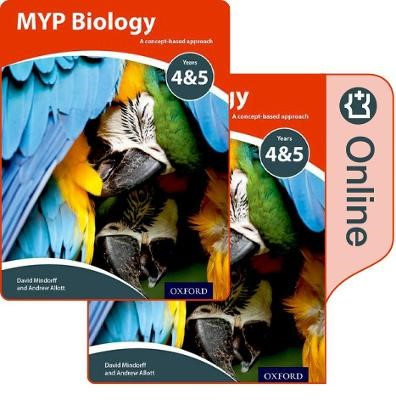 MYP Biology: a Concept Based Approach: Print and Online Pack -